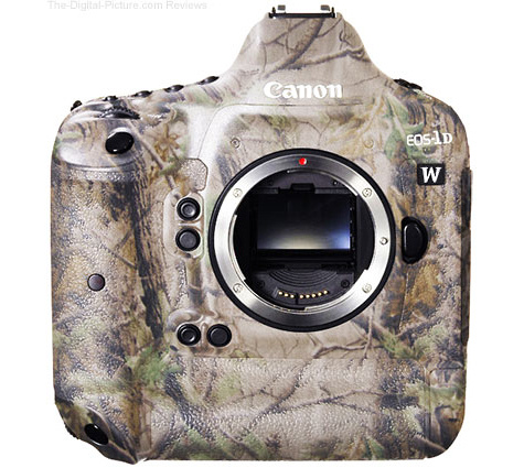 The EOS 1D-W body - courtesy of The Digital Picture Review